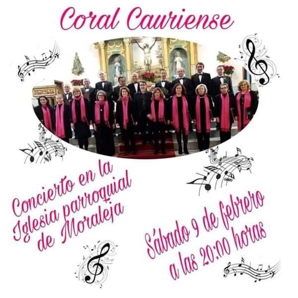 Concierto Coral Cauriense