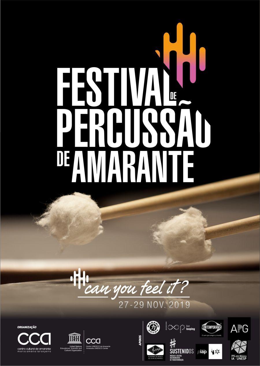 """Percussão em Amarante: Um Festival de """"pontes"""""""