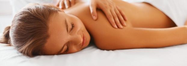 Formação de Massagem de Relaxamento