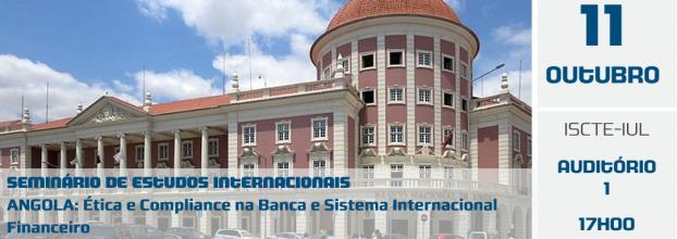 Mesa-redonda: Ética, Transparência e Compliance na Banca e Sistema Internacional Financeiro
