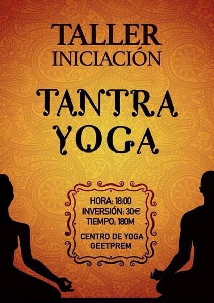 Taller de iniciación al Tantra Yoga    Globalex (Mérida)