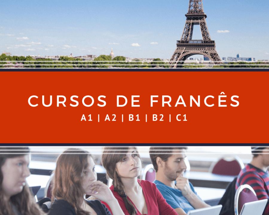 Curso de Nível de Francês b1 30 Setembro @ 19h