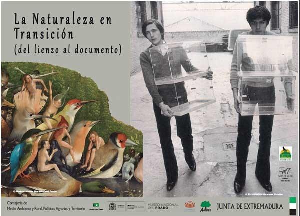 EXPOSICIÓN | La Naturaleza en Transición (Del Lienzo al Documento)