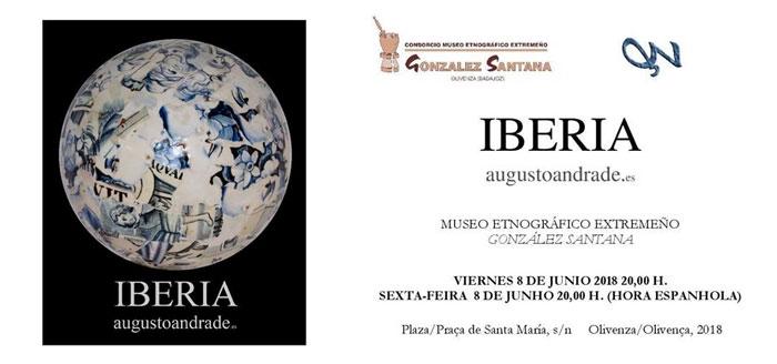 Exposición // IBERIA de Augusto Andrade Díaz