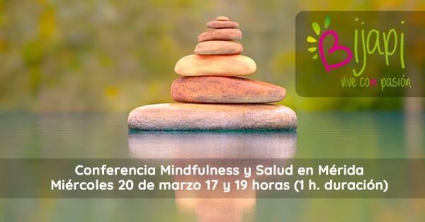 Conferencia mindfulness y salud