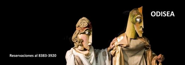 Odisea. Teatro de sombras y muñecos