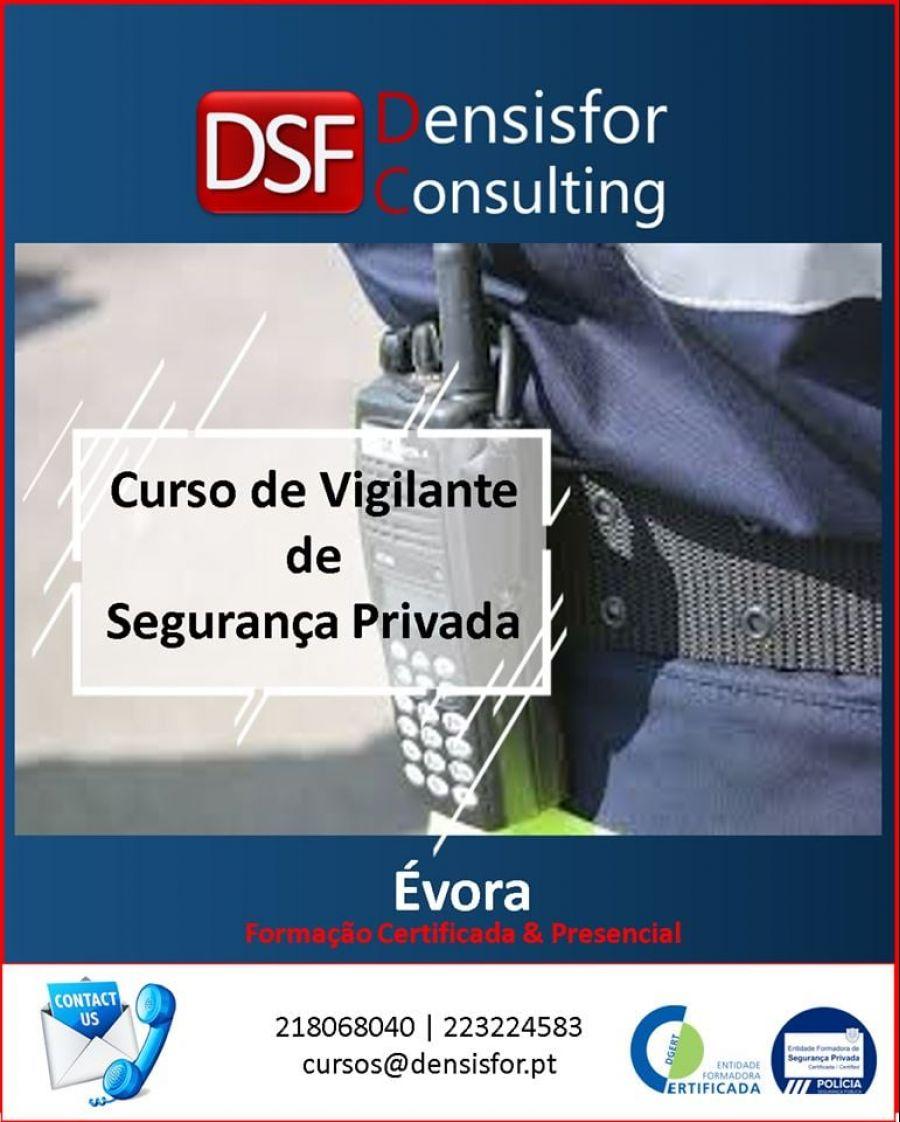 Mem Martins 15 de Novembro: Formação Inicial de Vigilante de Segurança Privada