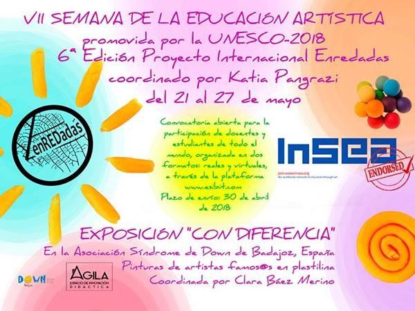 VII Semana de la Educación Artística