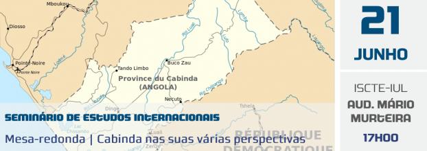 Mesa-redonda: Cabinda nas suas várias perspectivas