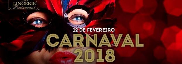 4a87bbc4e Noite de Carnaval 2018 - The Lingerie Restaurant Porto - Viral Agenda