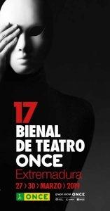 17 BIENAL DE TEATRO ONCE      MONTIJO