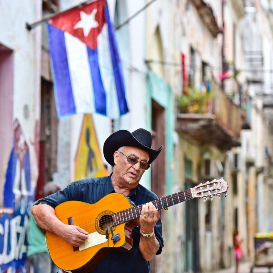 Eliades Ochoa (Buena Vista Social Club) em Portugal