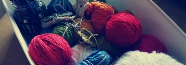 Curso de iniciação ao crochet
