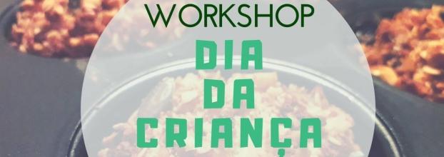 Workshop Dia da Criança - Lanches e piqueniques em família