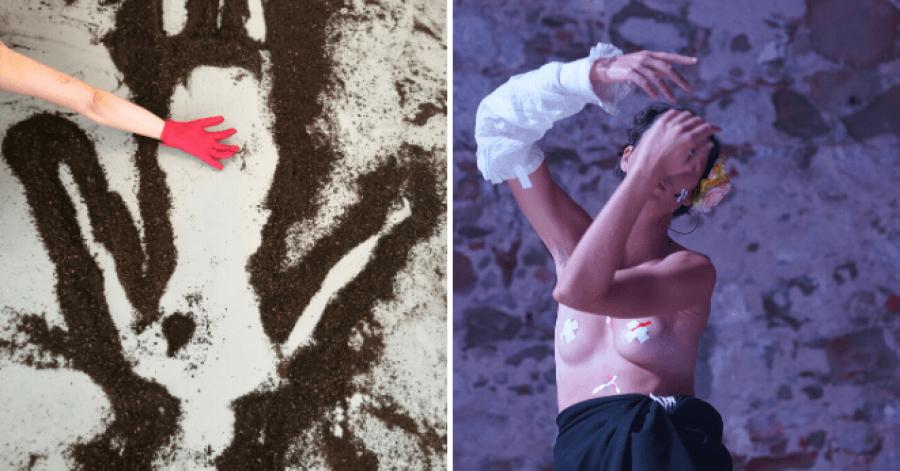 MAPS - Mostra de Artes Performativas em Setúbal | MA-MA | FÂMTOME MECHANT | A Gráfica