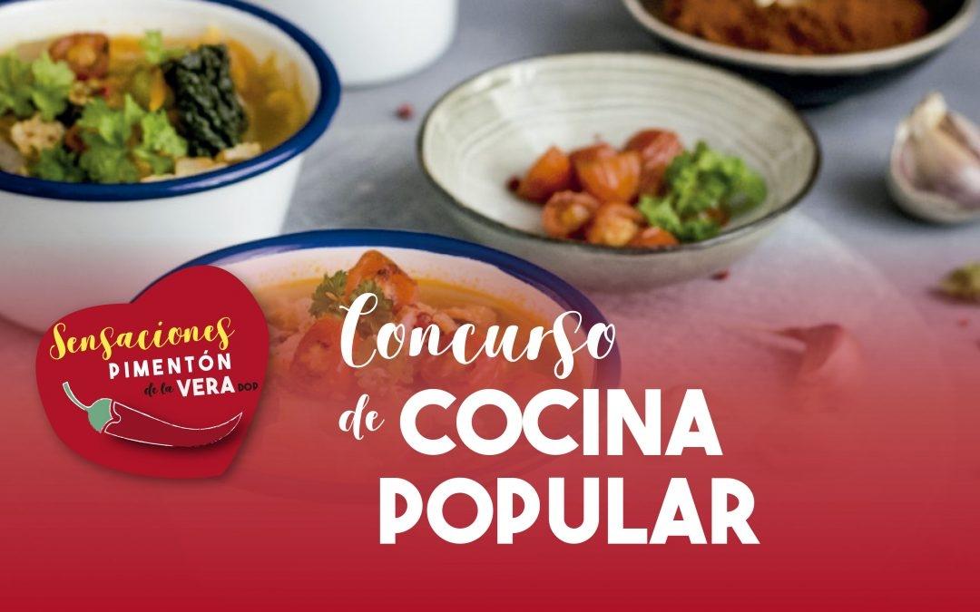 Concurso Popular de Cocina