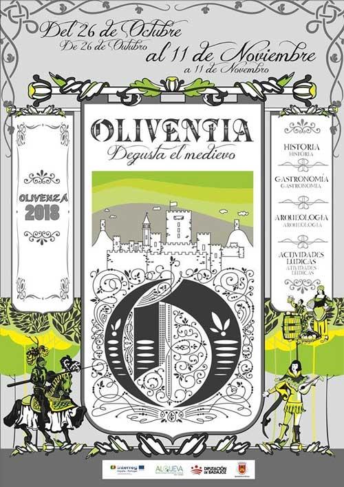 OLIVENTIA: Degusta el Medievo 2018