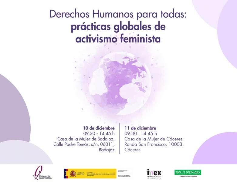 Derechos Humanos para todas: prácticas globales de activismo feminista