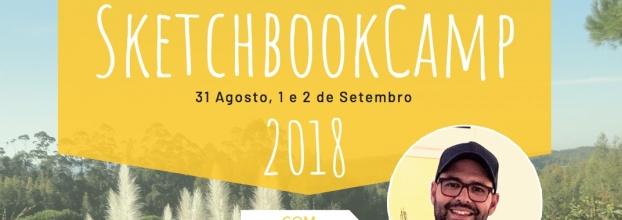 SKETCHBOOKCAMP 2018