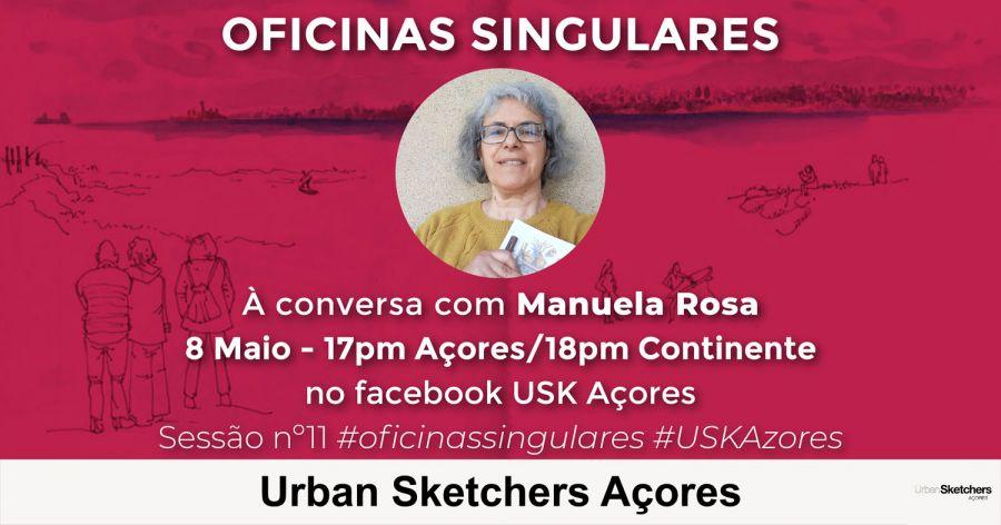 Oficinas Singulares #11   Manuela Rosa