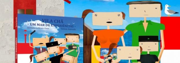 Apresentação do Livro e Jogos Pedagógicos 'Vila Chã, Um Mar de Experiências'