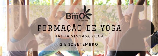 Formação de Hatha Vinyasa Yoga