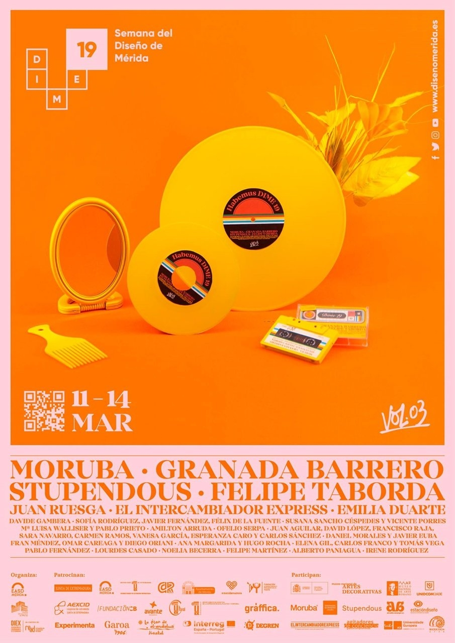 III Semana del Diseño de Mérida DIME 2019
