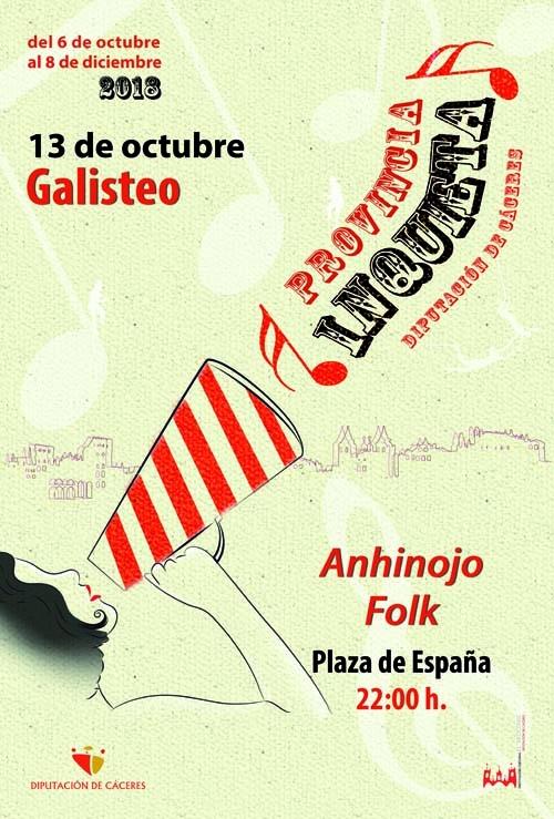 Provincia Inquieta | ANHINOJO FOLK