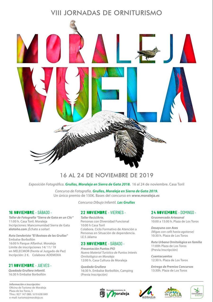 Moraleja Vuela 2019