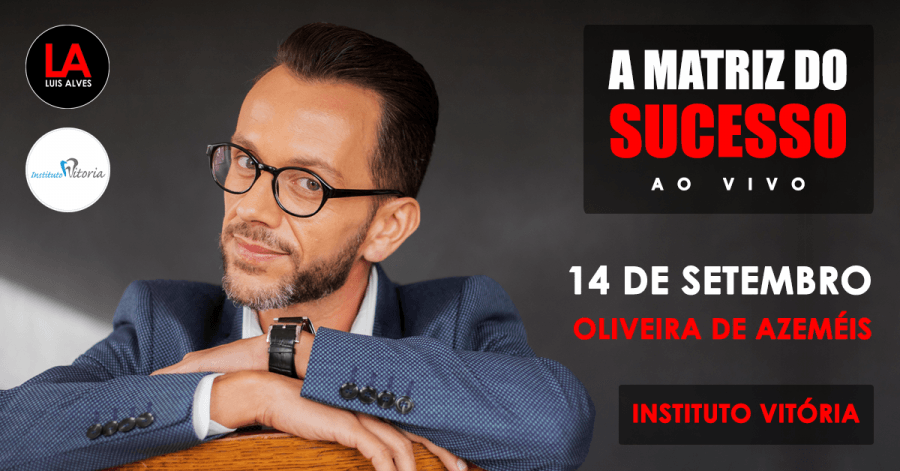 Palestra 'A Matriz Do Sucesso' [Ao Vivo]