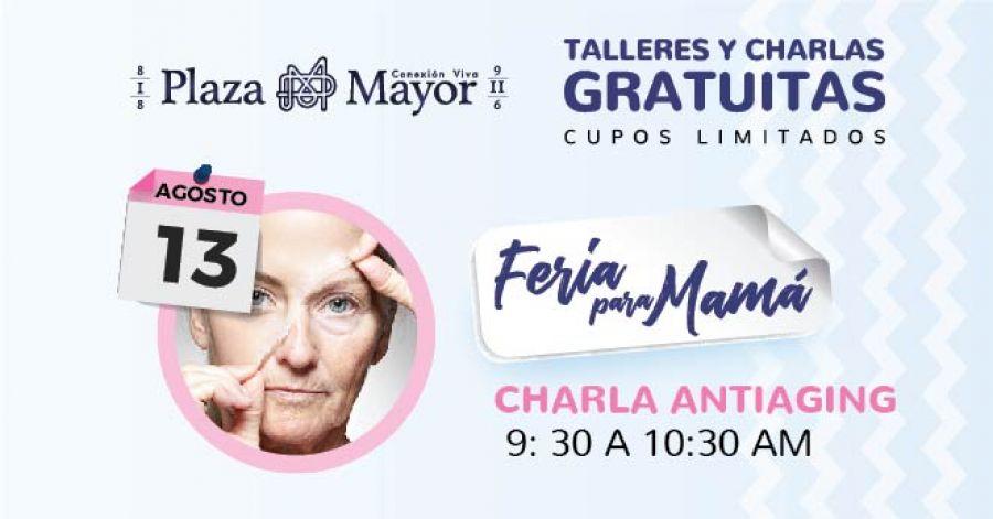 Feria para mamá. Alexander Loynaz. Antiaging