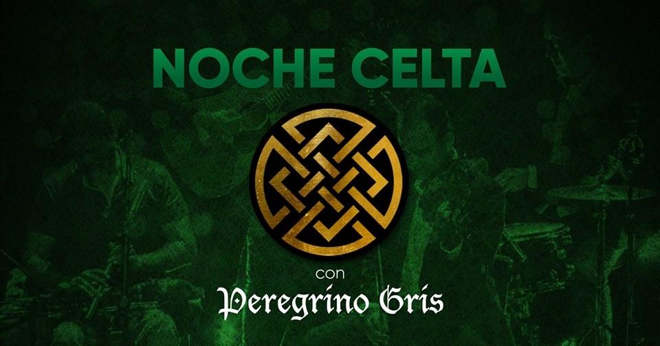 Noche celta. Peregrino Gris. Banda, celta