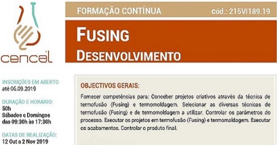 FUSING - Desenvolvimento
