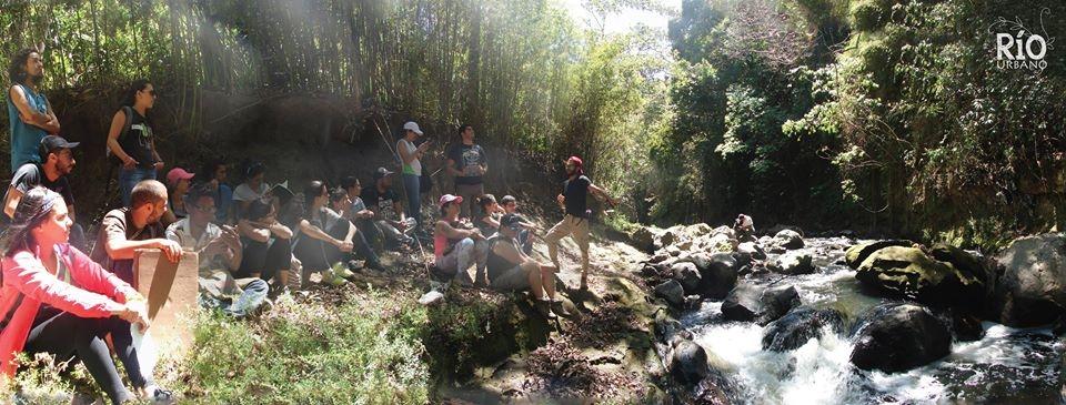 Recorrido. Redescubrí el Río Torres. Alonso Briceño
