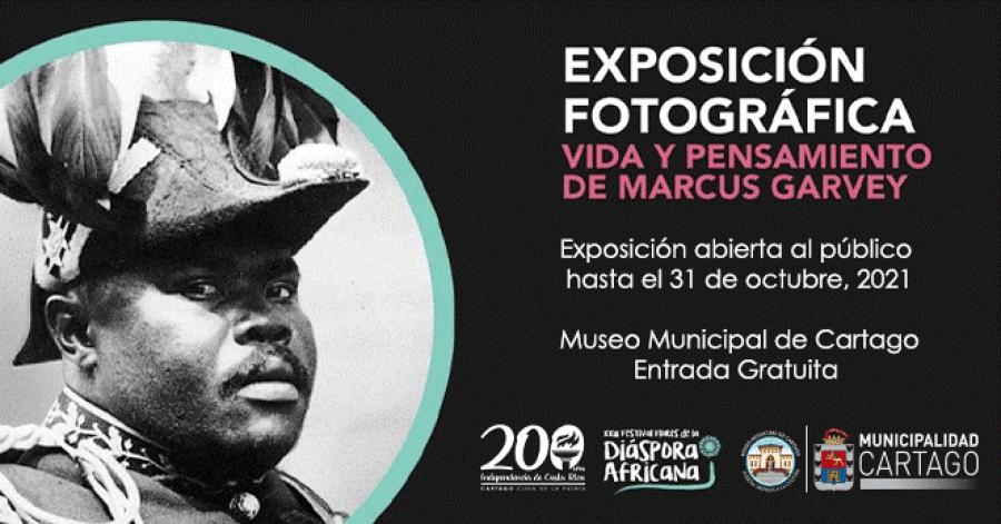 Vida y Pensamiento de Marcus Garvey. Fotografía