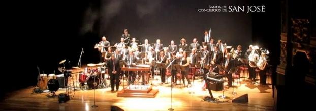 Una Banda con mucho Swing. Banda de Conciertos de San José