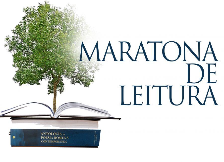 Maratona de leitura. Poesia Romena Contemporânea
