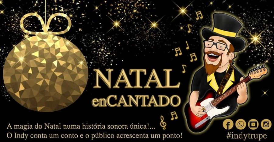 Natal Encantado - Teatro Musical
