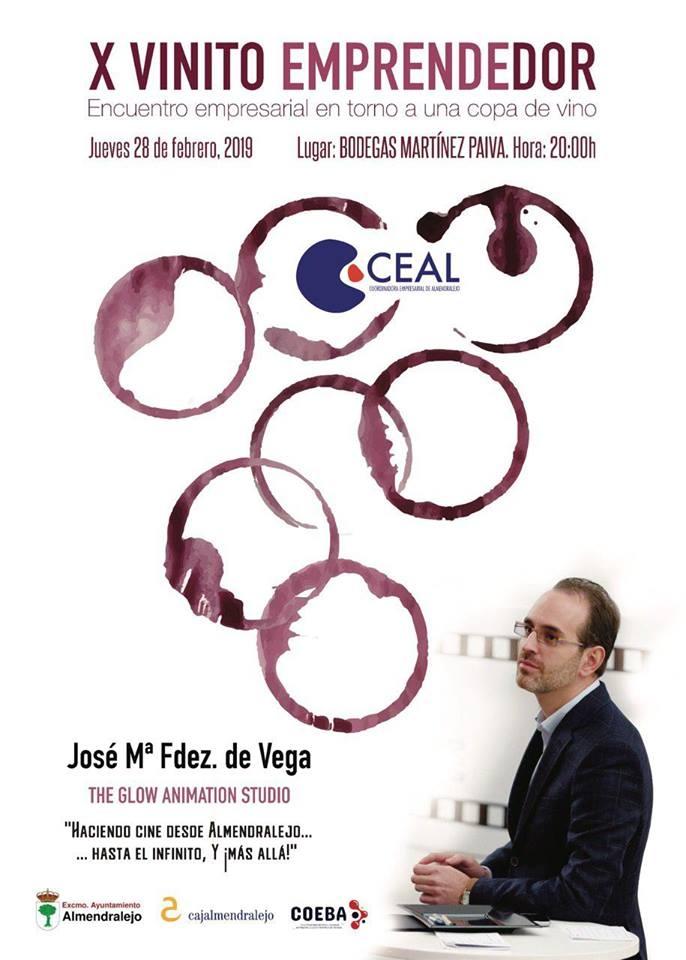 X Vinito Emprendedor con José M Fernandez de Vega