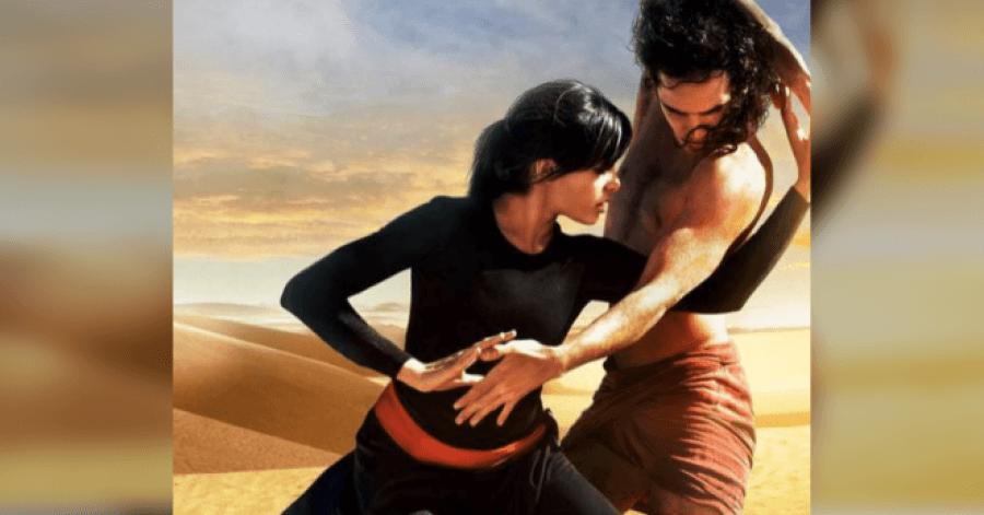 Ciclo: O Cinema e as Ditaduras • O Dançarino do Deserto • de Richard Raymond