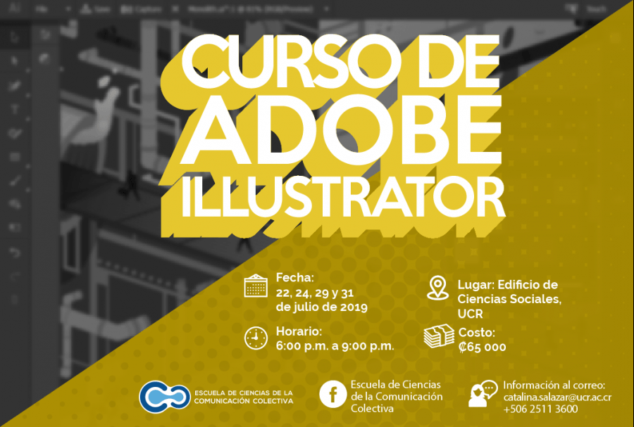 Adobe illustrator. Grettel Aguilar Santamaría. Curso
