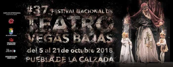 Festival Nacional de Teatro Vegas Bajas // 37 EDICIÓN