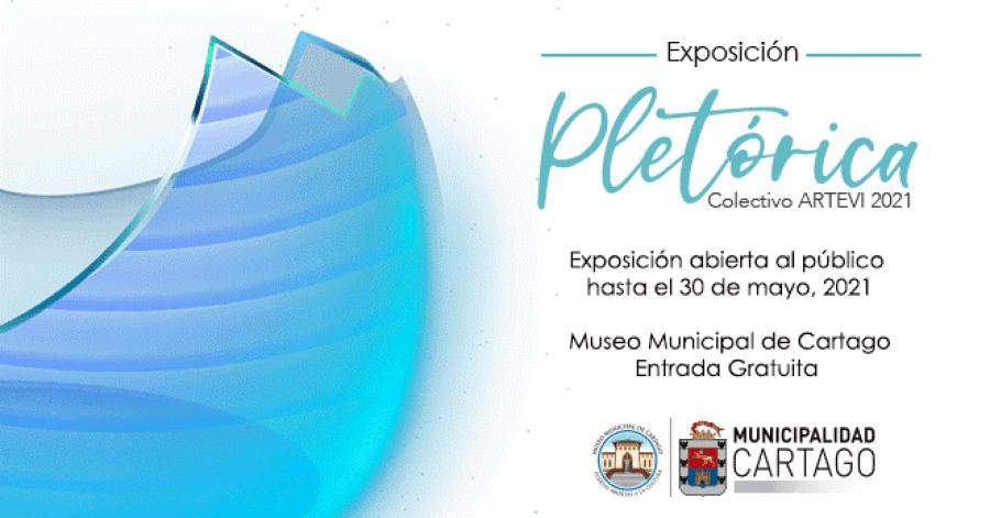 Pletórica. Colectivo ARTEVI 2021