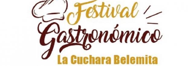Festival gastronómico. La cuchara belemita. Talleres, concursos y más