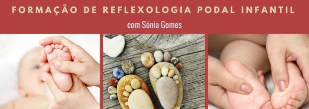 Formação de Reflexologia podal infantil