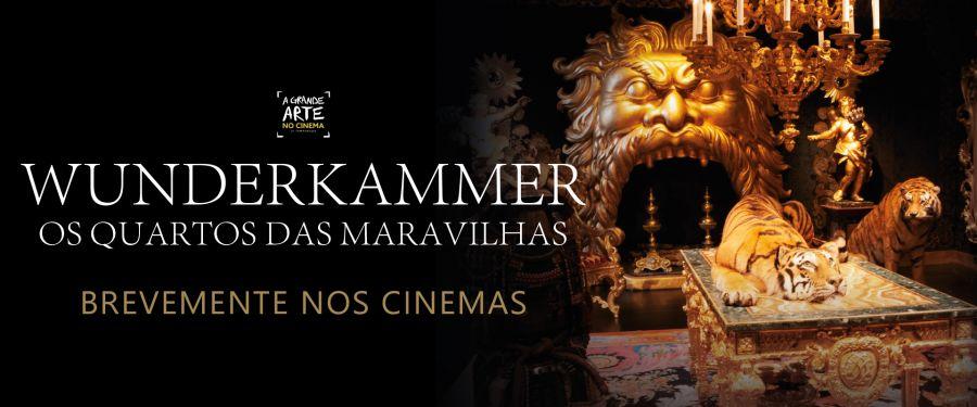 A GRANDE ARTE NO CINEMA - Wunderkammer: Os Quartos das Maravilhas