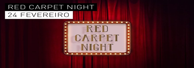Red Carpet Night no Parque Nascente