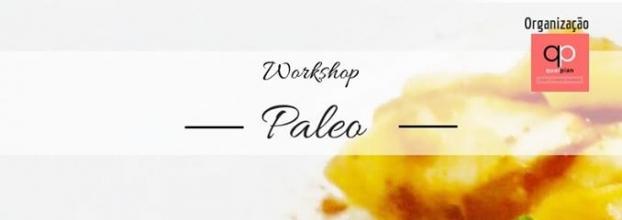 #WorkshopComAEvans - Doçaria e Pastelaria Paleo