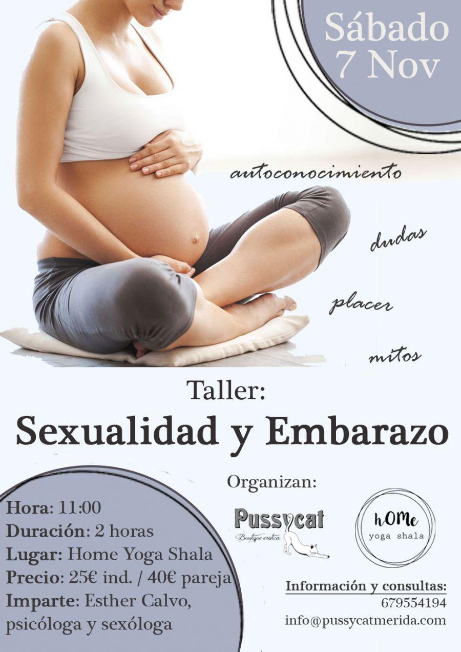 TALLER: SEXUALIDAD Y EMBARAZO