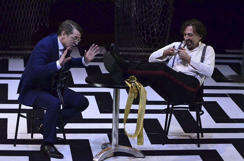 «Contra la democracia» || Teatro del Noctámbulo || CALAMONTE
